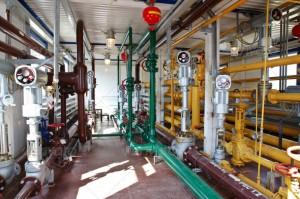 Oil & Gas Facilities Building