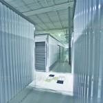 mini-storage metal building construction