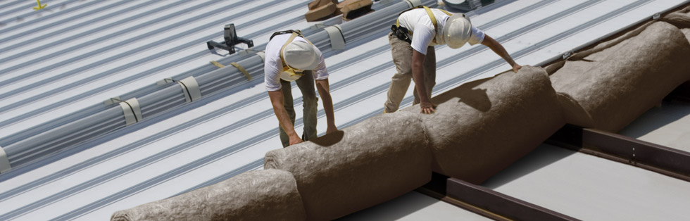 Commercial Metal Building Insulation
