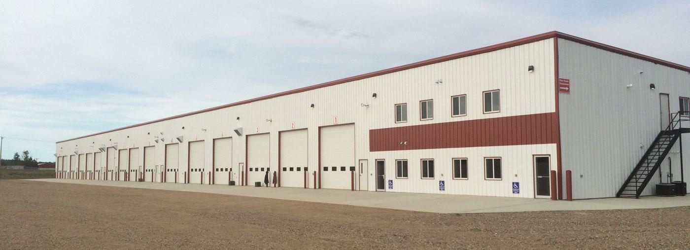 garage building - self storage