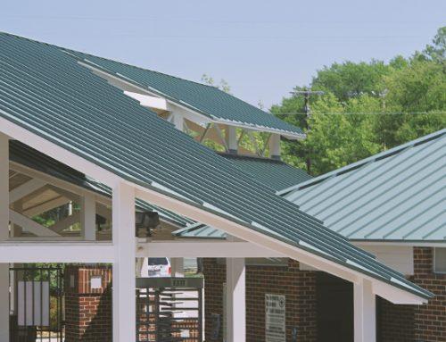 Standing Seam Metal Roofing