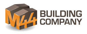 M44 Building Company Logo
